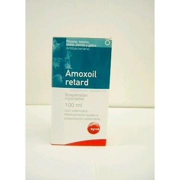 AMOXOIL RETARD 100 ML.
